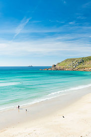 Gwynver (Gwenver) Beach, near Sennen, Cornwall - BP6743