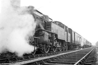 Steam loco UTA 56 Dundalk