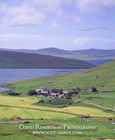 Image - Farm steading at Gonfirth, Voe, Shetland