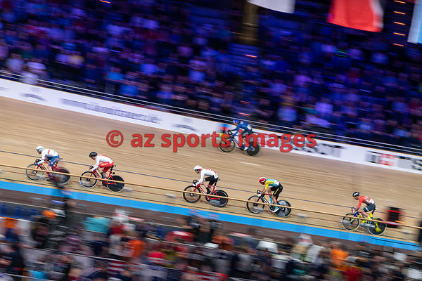 Men's Scratch race - ZHUMAKAN Alisher (KAZ)