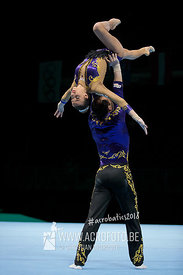 WCH Mixed Pair Qualification Spain - Dynamic