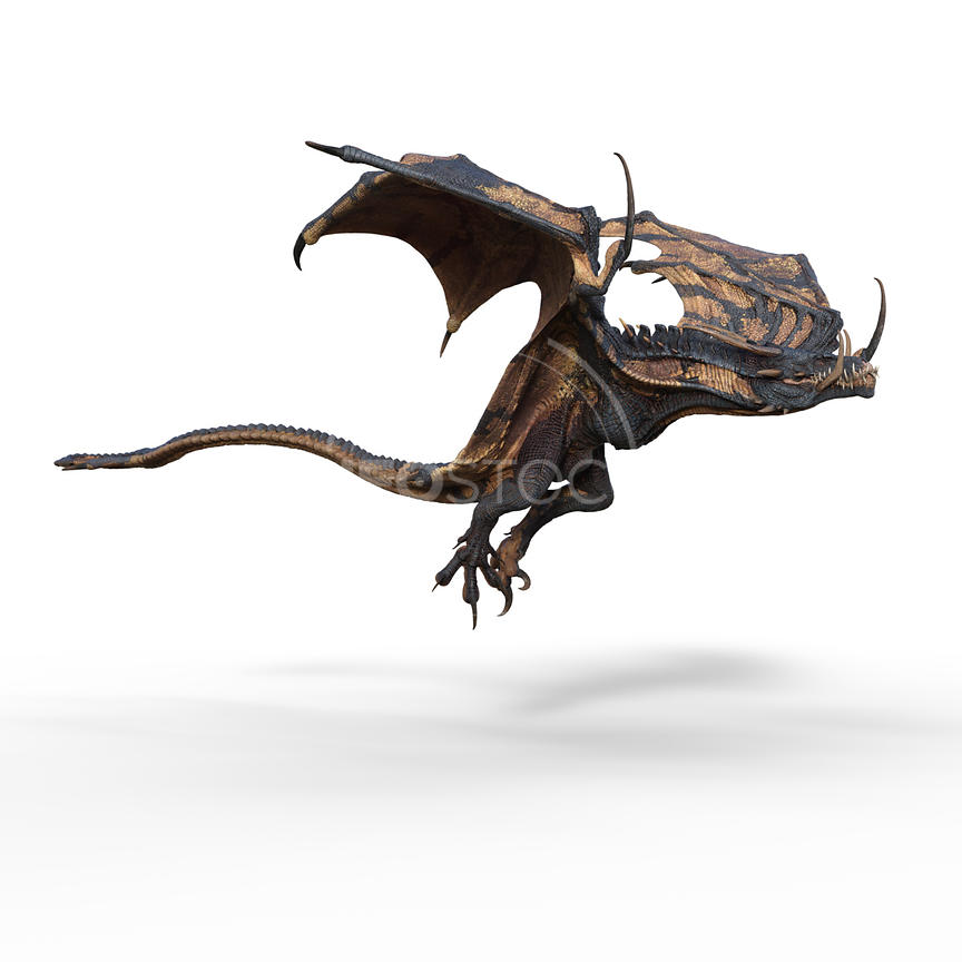 36-CG-creature-ultimate-dragon-wyvern-neostock