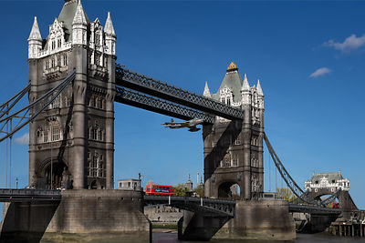 Seven seconds: the Tower Bridge Hawker Hunter incident