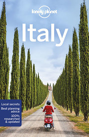 cover lonely planet italy travel guide 2020