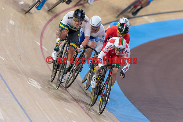 Men's Scratch race - KARALIOK Yauheni (BLR)
