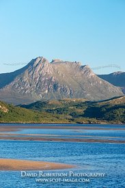Image - Ben Loyal and the Kyle of Tongue, Sutherland