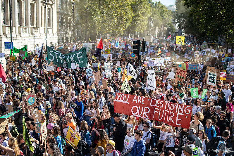 Climate Strike London