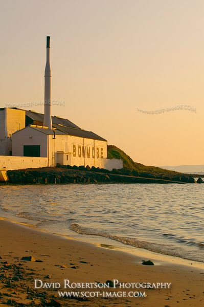 Image - Morrison Bowmore Distillery, Isle of Islay, Scotland, Loch Indaal