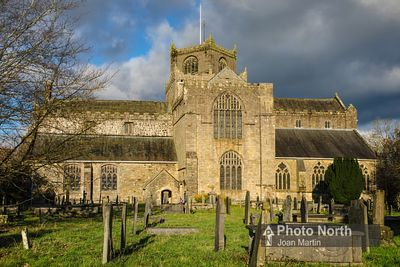 CARTMEL 10A - Cartmel Priory