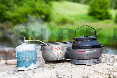 Primus EtaPower EF canister stove