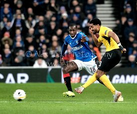 Rangers FC v BSC Young Boys: Group G - UEFA Europa League