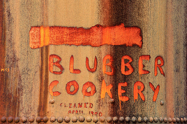 Blubber Cookery
