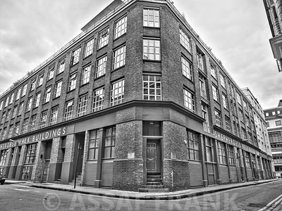 Old Building, Hackney, London