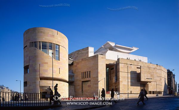 Image - Museum of Scotland, Edinburgh, Scotland