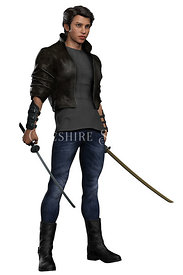 Young Urban Fantasy Male