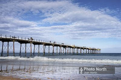 SALTBURN BY THE SEA 10B - Saltburn Pier