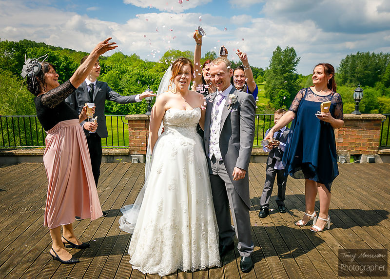 Wedding at Hellidon Lakes Hotel