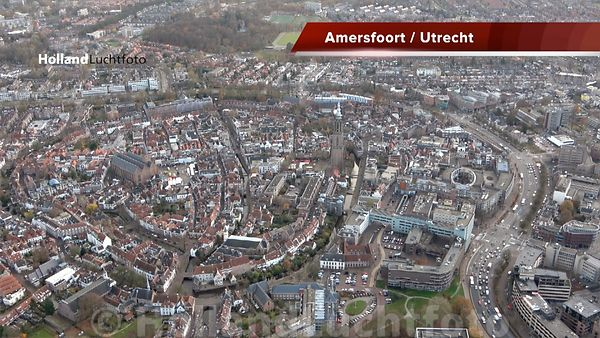 Luchtvideo Amersfoort