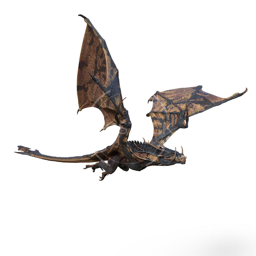 35-CG-creature-ultimate-dragon-wyvern-neostock