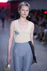 London Fashion Week Spring Summer 2020  - Charlotte Knowles