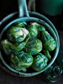 Brussels Sprouts by Court
