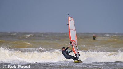 Windsurfen Hoek van Holland