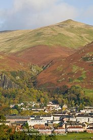 Image - Tillycoultry and the Ochils, Clackmannanshire, Scotland