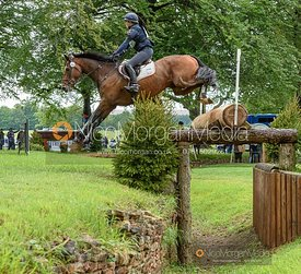 Vittoria Panizzon and SUPER CILLIOUS, Equitrek Bramham Horse Trials 2019