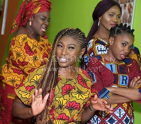 Hear Word - Naija Women Talk True at Edinburgh International Festival