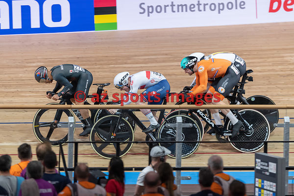 Men's Keirin semifinals - CARLIN Jack (GBR)