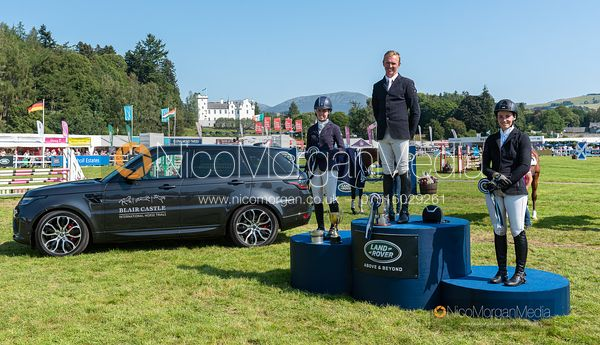 CCI-L2* Prizes, Blair Castle International Horse Trials 2019