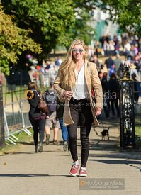 Felicity Collins - Land Rover Burghley Horse Trials 2019