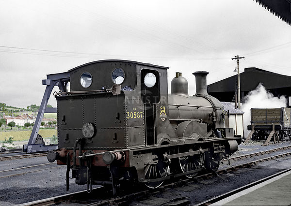 30587 Wadebridge (Colourised)
