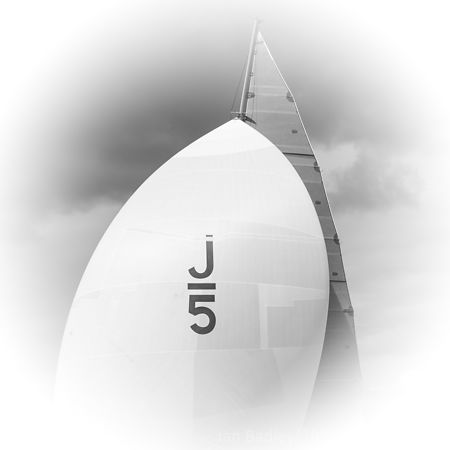 J5 sail abstract II