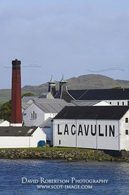 Image - Lagavulin Distillery, Isle of Islay, Scotland