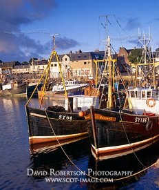 Image - Stornoway harbour, Fishing Boats, Lewis, Na h-Eileanan Siar, Scotland