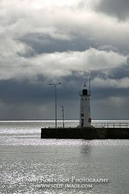 Image - Anstruther harbour, Fife, Scotland.