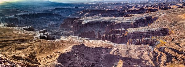 Morning Glory on Canyonland