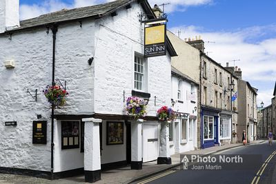 KIRKBY LONSDALE 33A - The Sun Inn