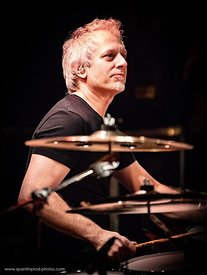 DAVE WECKL @ New Morning (Avril 2019)
