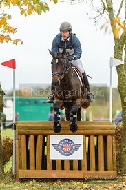 Angus Smales and GIDO G - Oasby (2) Horse Trials 2020