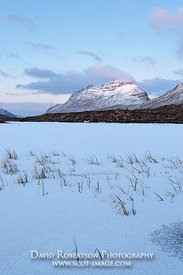 Image - Liathach and Loch Clair, Torridon, Scotland, Winter Sunrise