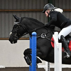 15/03/2020 - Class 8 - Unaffiliated showjumping - Brook Farm training centre - UK