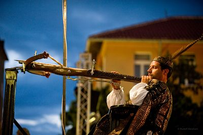 Rab Medieval Crossbow Tournament. Rab, Croatia