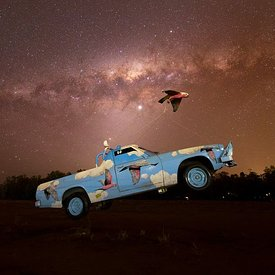 Flying to Milkyway