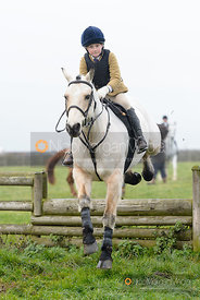 The Fitzwilliam Hunt visit the Cottesmore at Burrough House