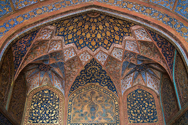 Akbar's Tomb Interior Detail II