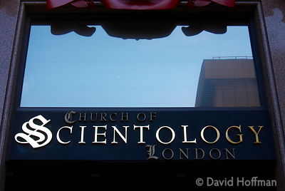 London Headquarters of the Church of Scientology