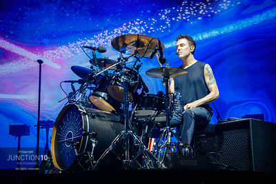 The Script in concert at the Resorts World Arena, Birmingham, United Kingdom - 28 Feb 2020