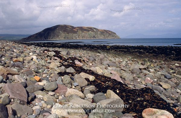 Image - Island Davaar and Kildalloig Bay, Campbeltown, Kintyre, Scotland